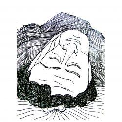 "Dibujo ""Compañero"" de Gabriela Manfredi"